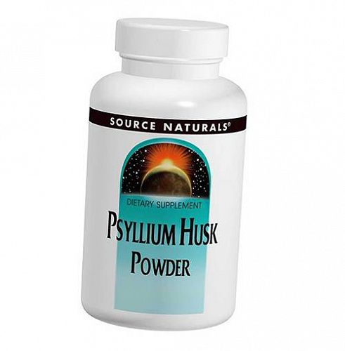 Psyllium Husk Powder Source Naturals