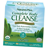 Complete Body Cleanse от магазина Foods-Body.ua
