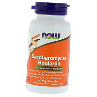 Пробиотик Saccharomyces Boulardii Now Foods