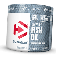 Omega-3 Fish Oil от магазина Foods-Body.ua